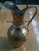 Turkish Brass Jug 02