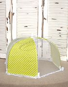 Cake Cover Mesh Lime