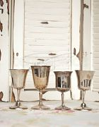 Silver Goblets (assorted)