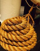 Rope - heavy coil