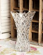 Vase Cut Glass Signature 25