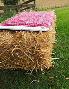 Hay Bale Topper