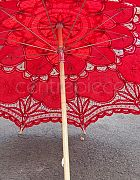 Parasol Lace - Red