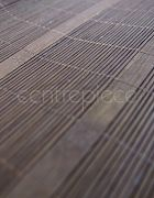 Table Runner Bamboo Chocolate