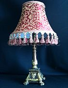 Table Lamp Antique with Shade