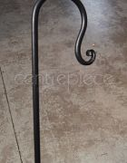 Shepherds Crook Black 115cm