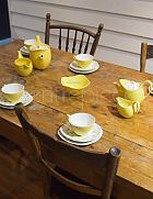 Vintage Jessie Tait Savanna Tea Set 8pc