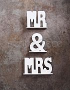 Marquee Lights - Mr & Mrs