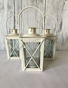 Lantern Miniature white
