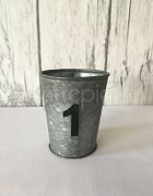 Table # Tin Pot