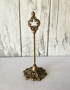 Table # Vintage Stand Gold