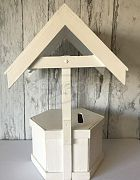 Wishing Well - White (No handle)
