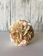 Topiary Balls - Rose Neutral