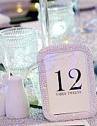 Table Number - Menu Stands