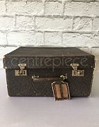 Suitcase Vintage Dark Brown