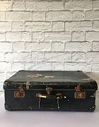 Suitcase Vintage Dark Blue
