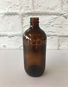 Bottle Brown Narrow Small