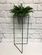 Plant Stand Black Triangle Large