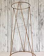 Plant Stand Wire Geometric