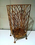 Umbrella Stand - Antique Gold