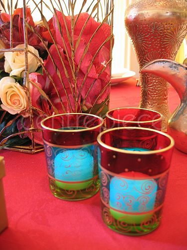 Themed votives